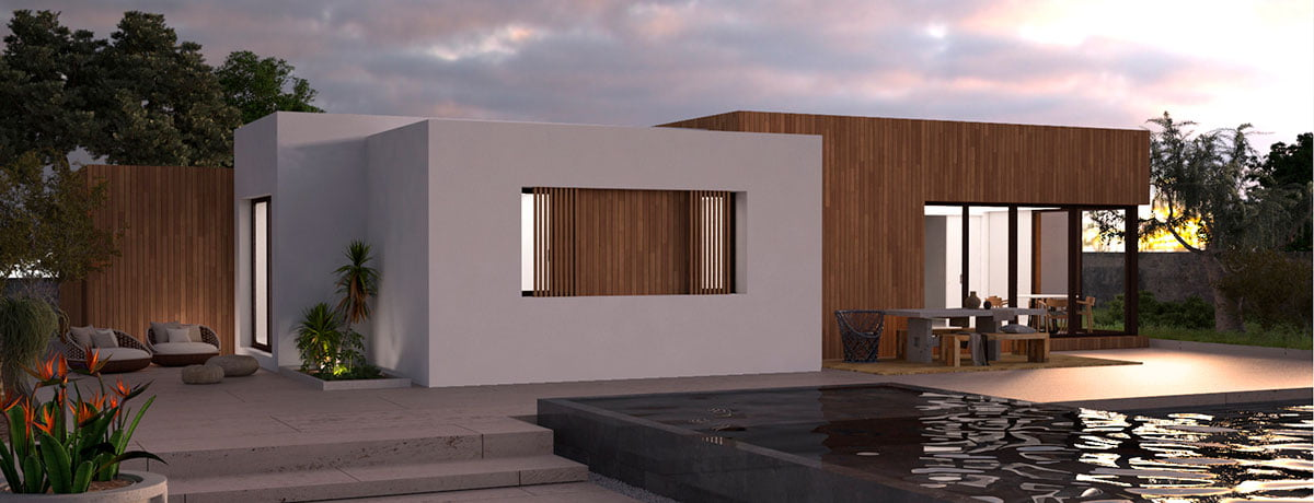 Casas prefabricadas Atlantida Homes