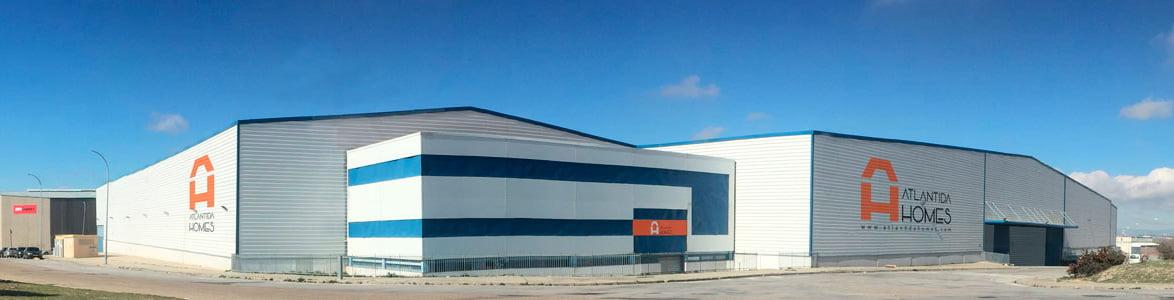 Fábrica Casas prefabricadas Atlantida Homes