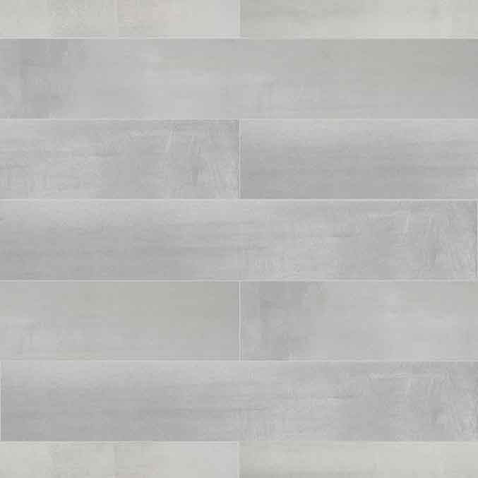 Revestimiento PORCELÁNICO Rectificado - Abstract Gris 20x120cm - Saloni