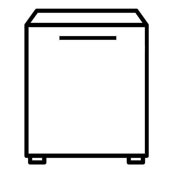 Lavavajillas con puerta integrada