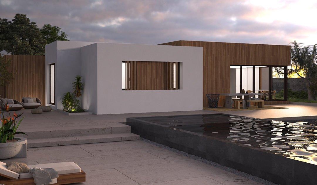 Trámites necesarios para construir una casa prefabricada.