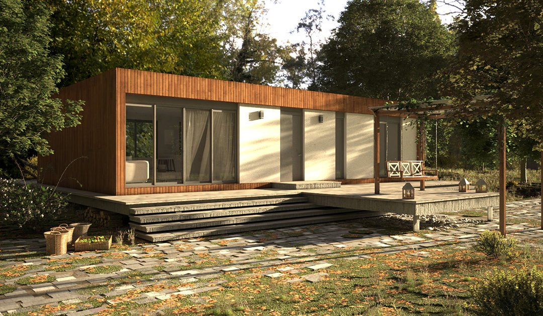 Elegir casa prefabricada o tradicional