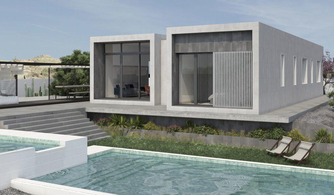 5 Diseños de casas prefabricadas