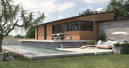 Reducir plazos al construir una casa