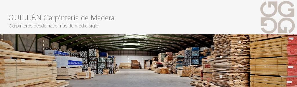 Carpintería de madera Guillén. Atlántida Homes