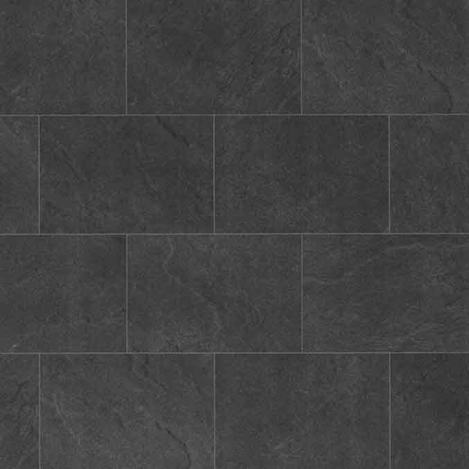 PIEDRA NATURAL JBernardos - Pizarra negro ébano 60x30cm