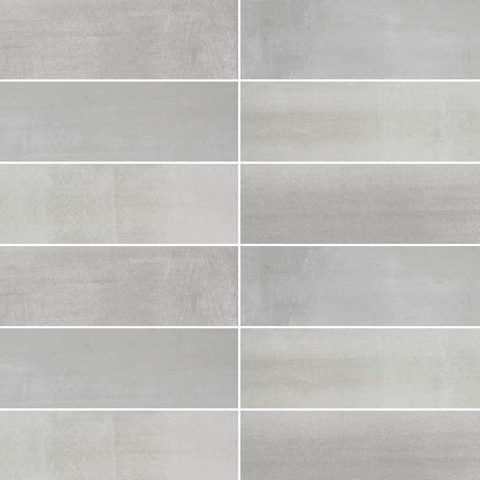 Revestimiento PORCELÁNICO Rectificado - Abstract Gris 20x120cm - Saloni
