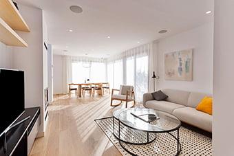 Acabados de calidad en casas prefabricadas