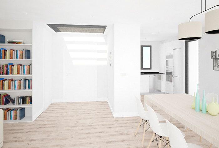 Casa modular Duna 2 dormitorios. Atlántida Homes