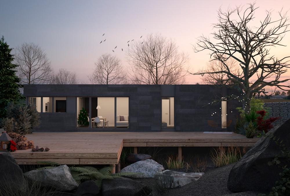 Casa modular Cala. Atlántida Homes