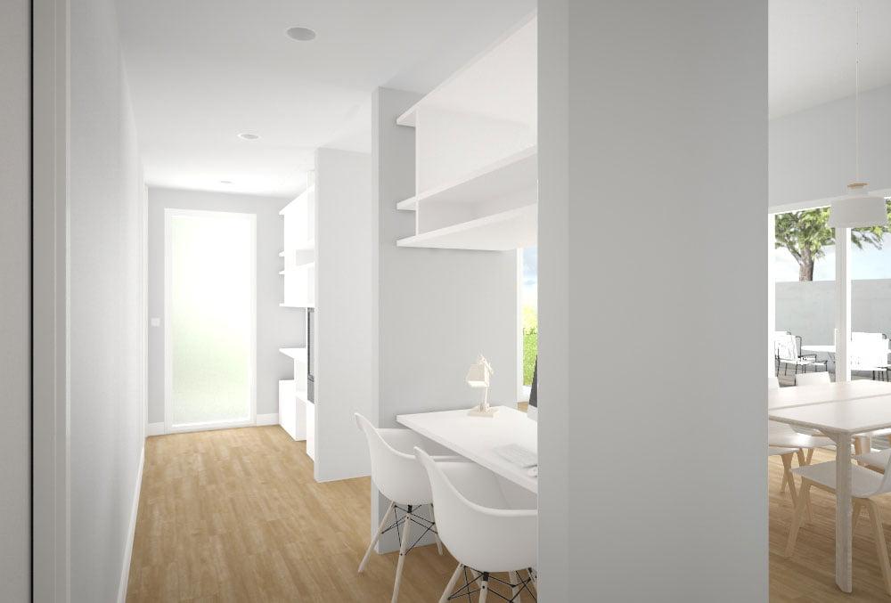 Casa prefabricada 2 habitaciones Tundra. Atlántida Homes
