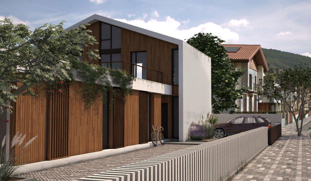 ¿Conoces las casas prefabricadas?