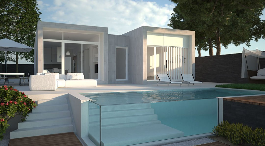 casas modulares atlantida Homes - Madrid