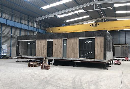sistema constructivo casas prefabricadas