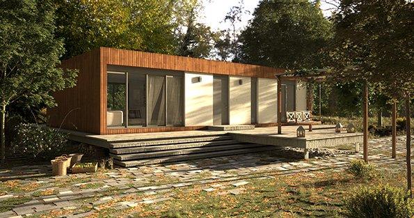 casa modular aura