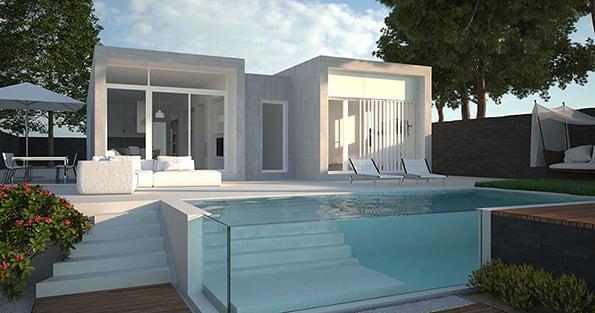 Casa modular TUNDRA de ATLÁNTIDA HOMES