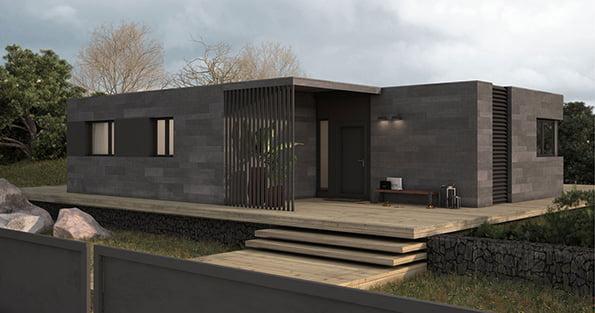 Casa prefabricada CALA