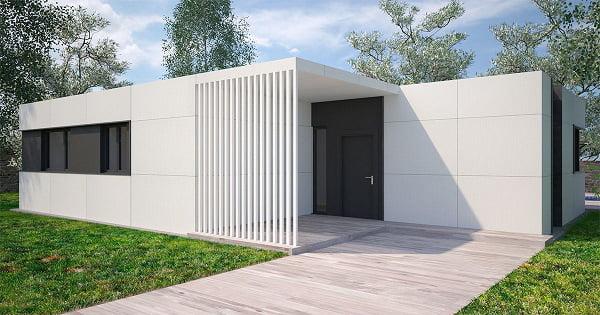 Casas modulares de calidad