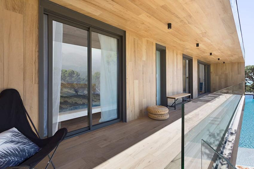 Casas prefabricadas con estructura de acero