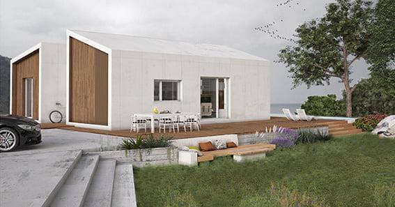 Casas modulares: viviendas innovadoras