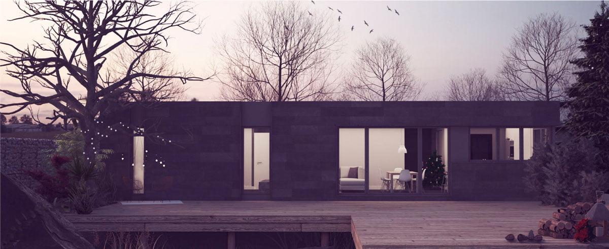 Casas prefabricadas de dise o atlantida homes casas modulares - Atlantida homes ...