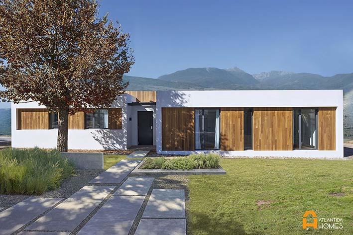 Construcción de casas prefabricadas en Madrid