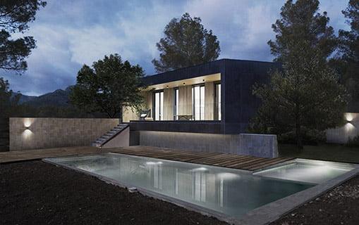 casas modulares alta gama