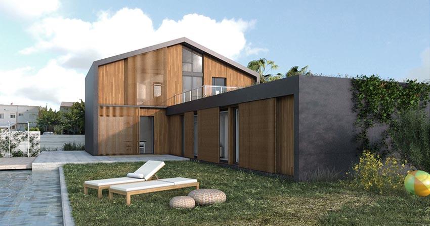 Casas modulares a medida