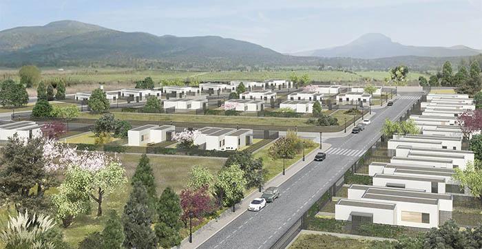 Construcción Sostenible. Casas Modulares