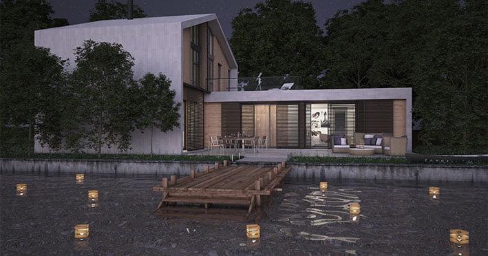 Eficiencia energética, viviendas de bajo consumo