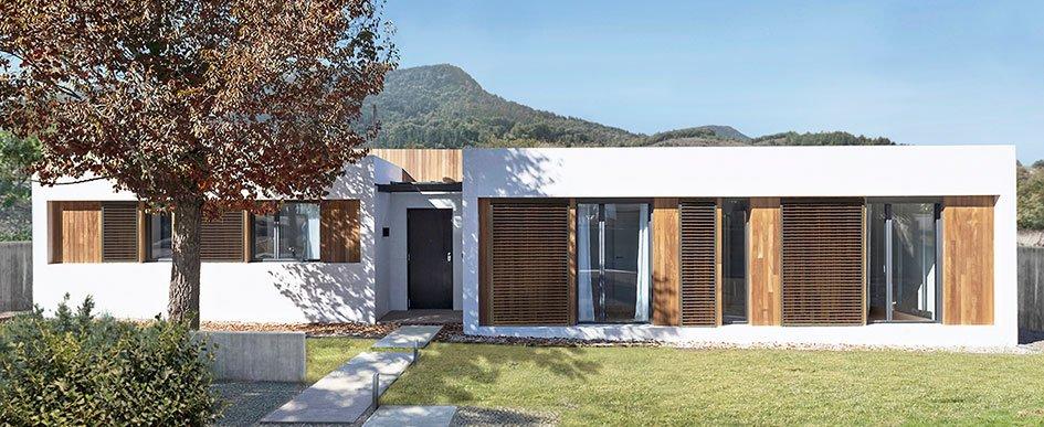 Casas prefabricadas de diseño - Atlántida Homes casas modulares
