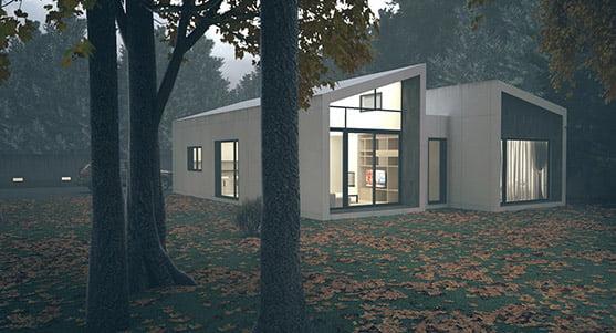 Terrenos para casas modulares