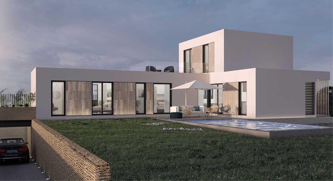 Casa modular Vega