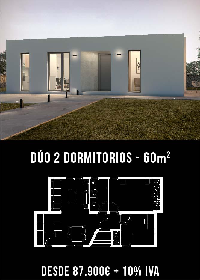 Próximos modelos de casas prefabricadas