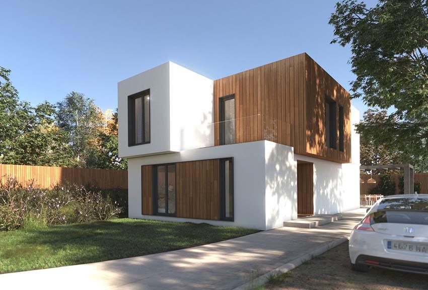 Nuevos modelos de casas modulares