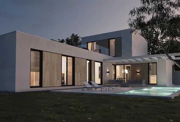 Casa modular modelo Vega