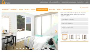 Configurador de Viviendas Atlántida Home Dormitorios