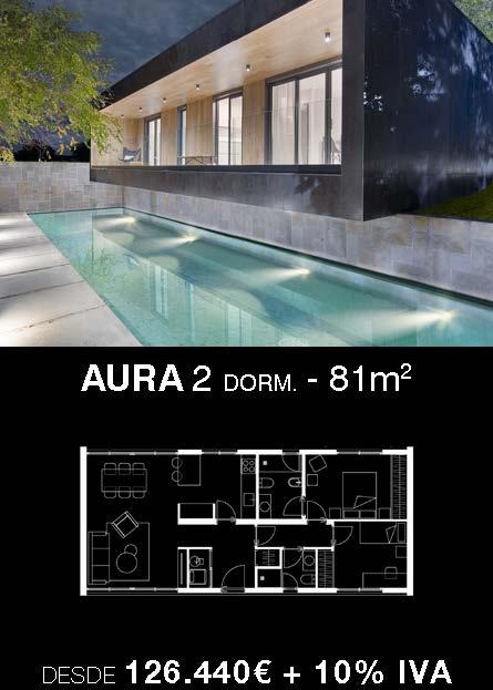 Casas prefabricadas Aura