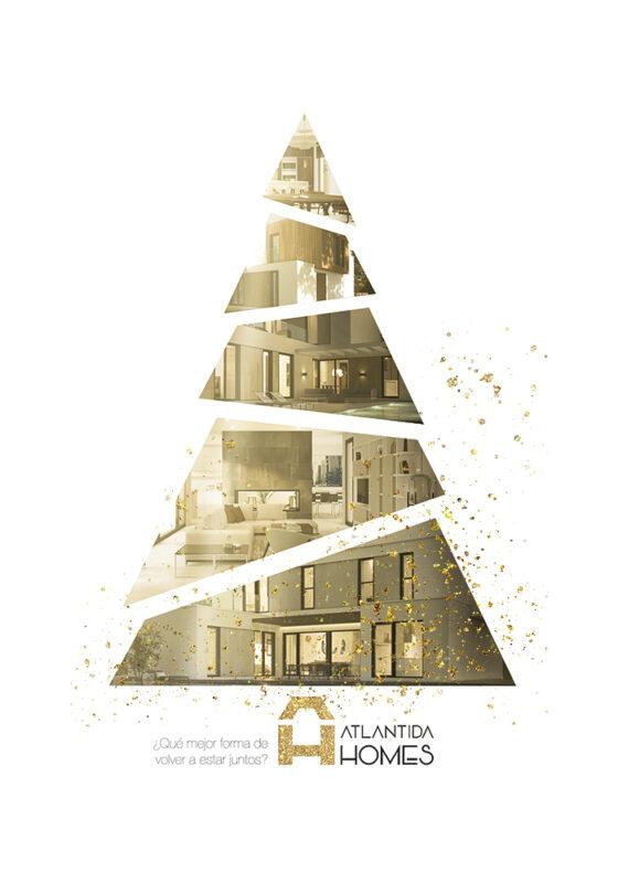 Christmas de Navidad Atlántida HOMES 2020