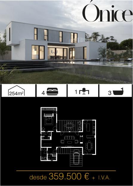 Modelo Ónice Atlántida HOMES vivienda industrializada